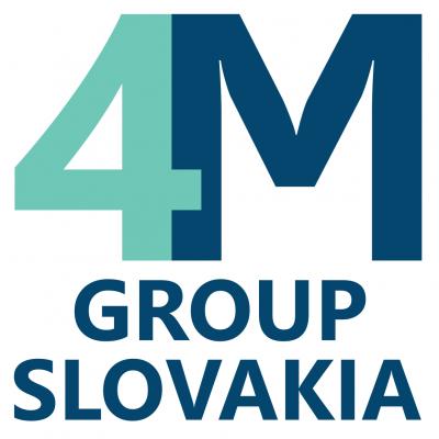 4M GROUP SLOVAKIA s.r.o. logo